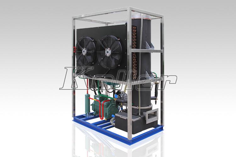 koller管冰机tv20  详细说明     科勒尔管冰机结构及工作原理